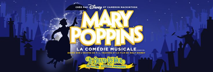 Mary Poppins La comédie musicale