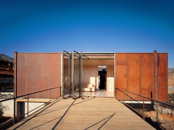 Gallery of La Reserva House / Sebastian Irarrazaval - 10