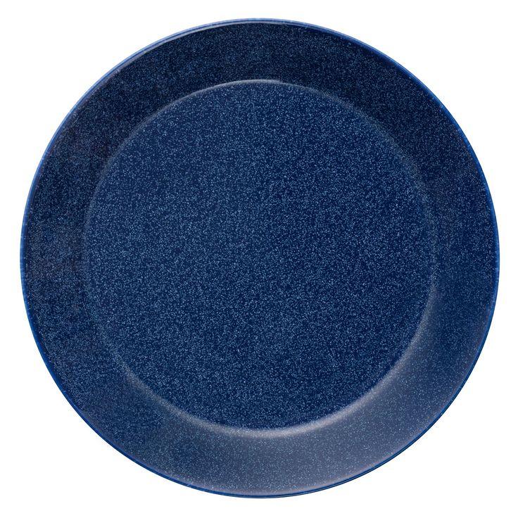 Teema Tallerken 17 cm, Meleret Blå 119 kr. - RoyalDesign.dk