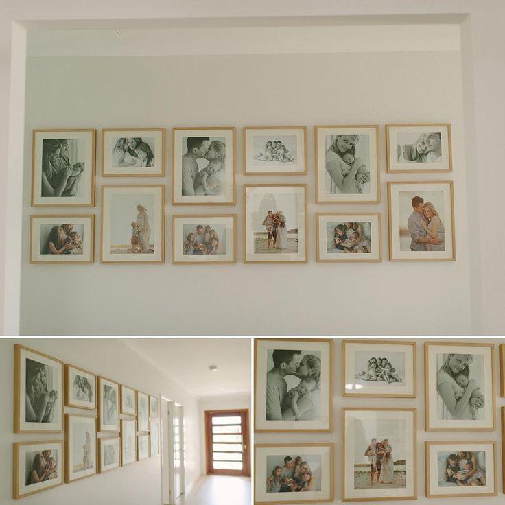 8x12 and 12x16 in Ikea frames (via Anya Maria Photography, www.anyamaria.com)