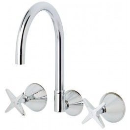 Ivy Wall Sink Set Chrome With its fantastic angles, Ivy Tapware is very suitable to any modern home.Click here https://www.youplumbing.com.au/kitchen/sink-tapware/wall-mount-sets/ivy-range-wall-sink-set.html #onlineshopping #homeproducts #shop #Australia