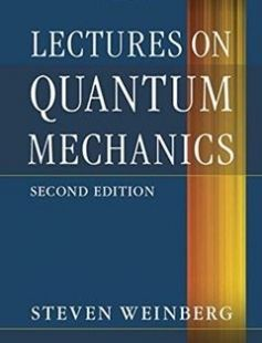 Lectures on Quantum Mechanics free download by Steven Weinberg ISBN: 9781107111660 with BooksBob. Fast and free eBooks download.  The post Lectures on Quantum Mechanics Free Download appeared first on Booksbob.com.