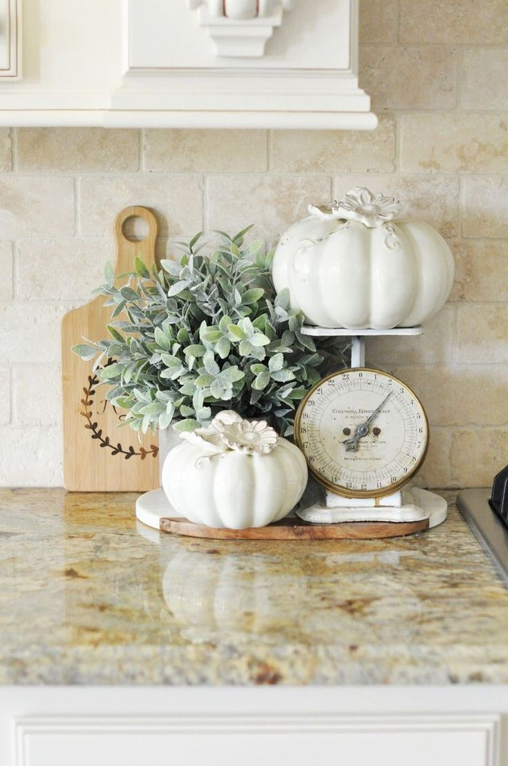 21 Elegant Kitchen Decor Ideas for Fall In love wi…