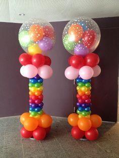 Balloon column - Google Search