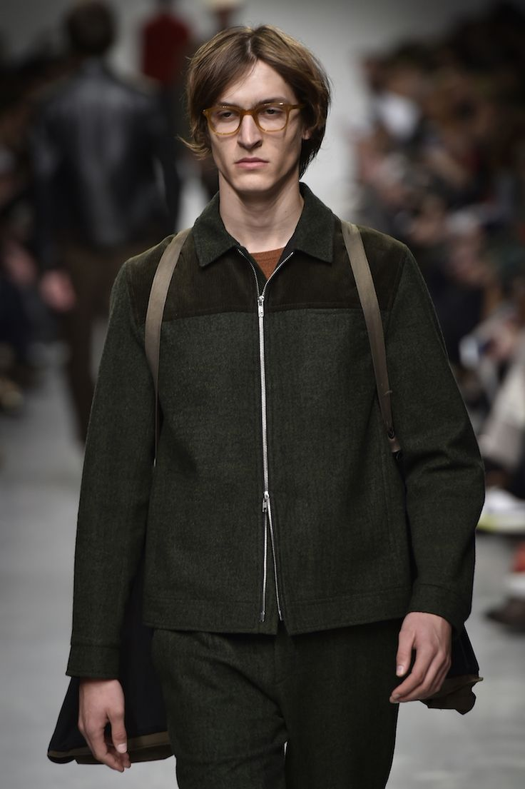 OLIVER SPENCER FALL/WINTER 2017 RUNWAY SHOW