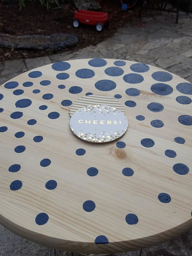 Inexpensive Diy Cocktail Tablesv Cocktail Tables Coaster Crafts
