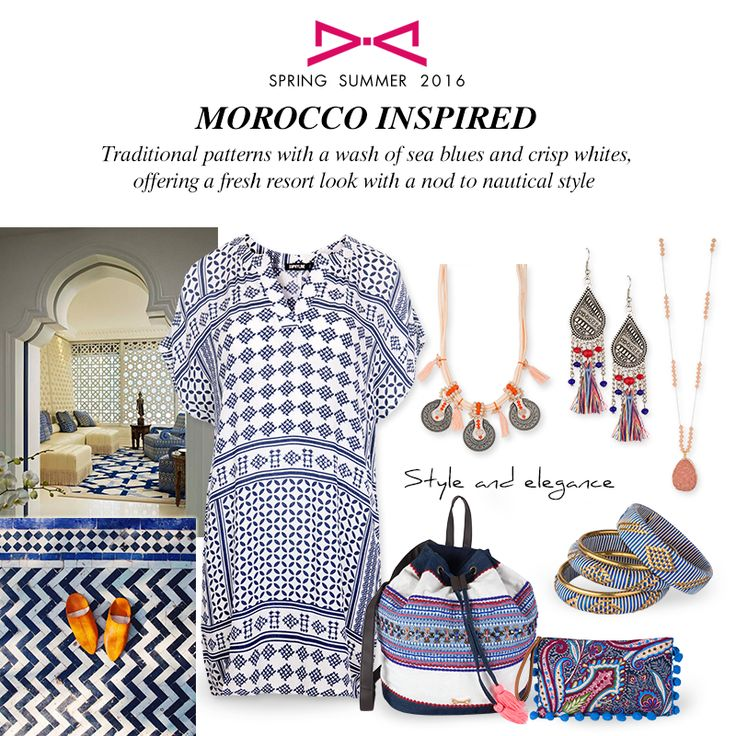 #Moroccan #Morocco #style #inspired #ethnic
