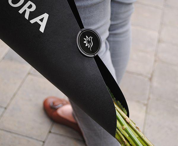 Interflora Rebranding, Marie Walker.