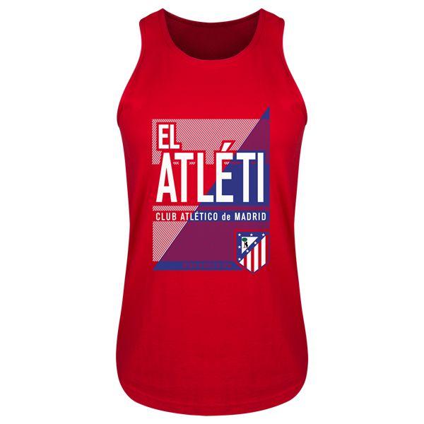 Atletico Madrid El Atleti Tank Top