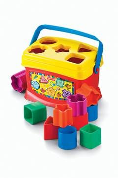Fisher-Price Baby's First Blocks : Target