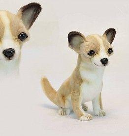 Hansa knuffels Chihuahua knuffel hond Hansa