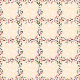 Geometric vintage style by artbynikitajariwala at zippi.co.uk