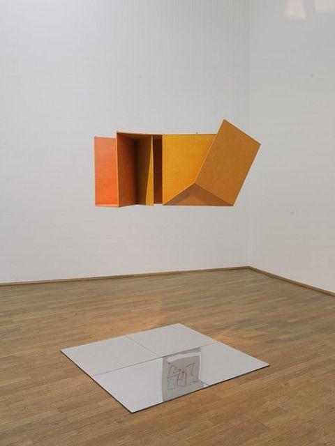 Hélio #Oiticica, The Great #Labyrinth, #Installation - #Museum für Moderne #Kunst, #Frankfurt am Main, #Germany www.artlimited.ne... #arts