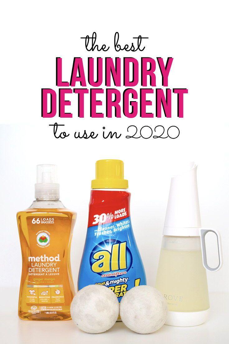 Best Laundry Detergents In 2020 Best Laundry Detergent Laundry