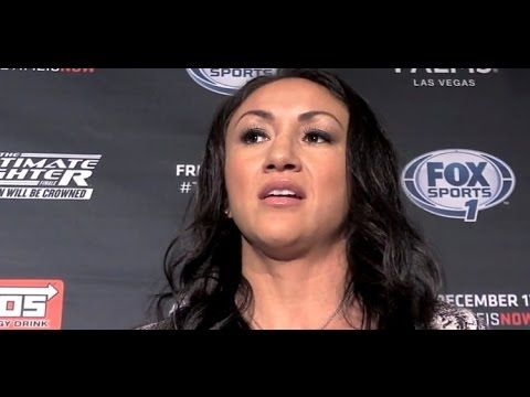 Carla Esparza Out to Prove That She is the Real Champion (TUF 20 Finale) - YouTube
