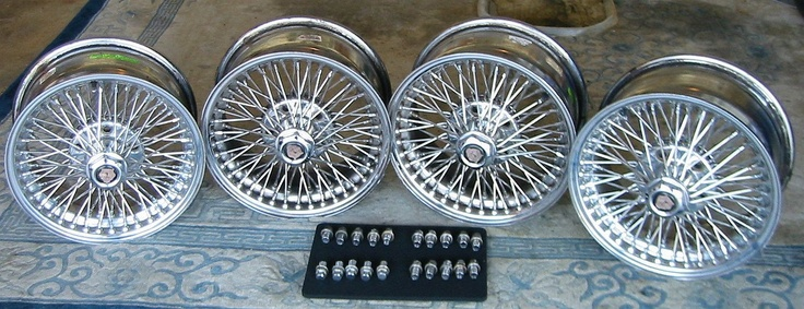 Wire Wheels: Used Wire Wheels For Sale