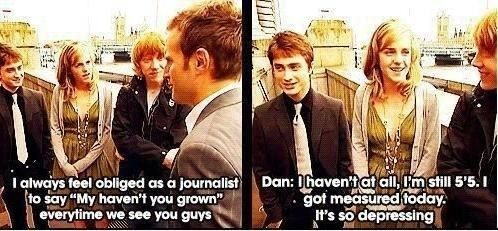 """Growing up in public is hard. 
