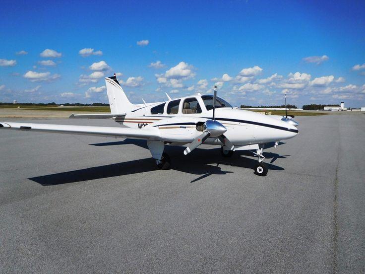 1973 Beechcraft Baron B55 for sale in NC United States => www.AirplaneMart.com/aircraft-for-sale/Multi-Engine-Piston/1973-Beechcraft-Baron-B55/13431/