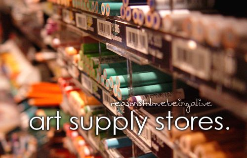 Reasons to love being aliveSupplies Stores, Crafts Art Stores, The Artists, Artists Tools, Art Tools, General Stores, Inside Art, Forgotten Art, Art Supplies