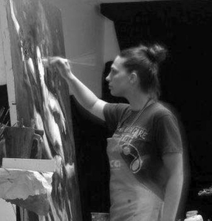Roberta Coni - Artisti contemporanei - Galleria arte Roma Russo