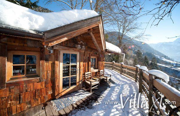 Oostenrijk | Zillertal 3000 | Vakantiehuis Im Baum ist es gut