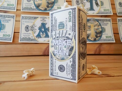 Printable Money Party Supplies | Money Theme Party Decorations
