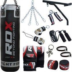 RDX Impacto Cero G-Core Trabajo Pesado Saco De Boxeo