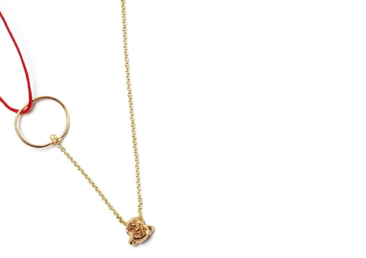 apriati buddha necklace