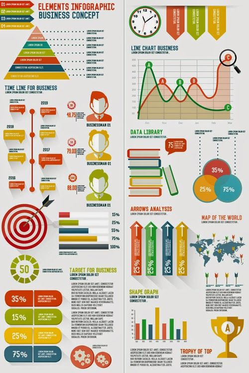 17 Best images about Infographic Templates / Plantillas on ...