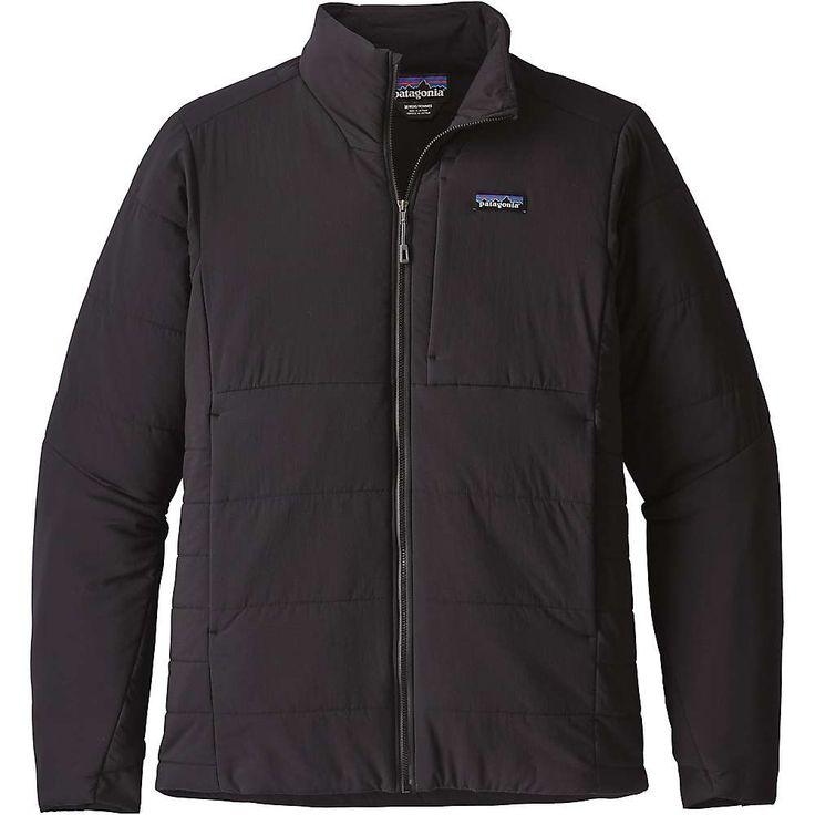 Patagonia Men's Nano-Air Jacket - XXL - Black