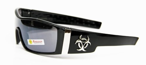 Biohazard Eyewear Sport Super Light Greek Style Sunglasses (Black) by Biohazard, http://www.amazon.com/dp/B00B00KUIQ/ref=cm_sw_r_pi_dp_lCafrb17HM3BW