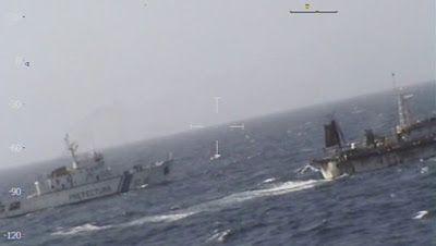 Piedra OnLine: Guardacostas de Argentina hunde un pesquero chino ...