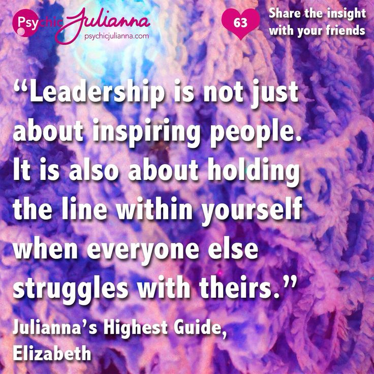 When have you shown leadership? Xx