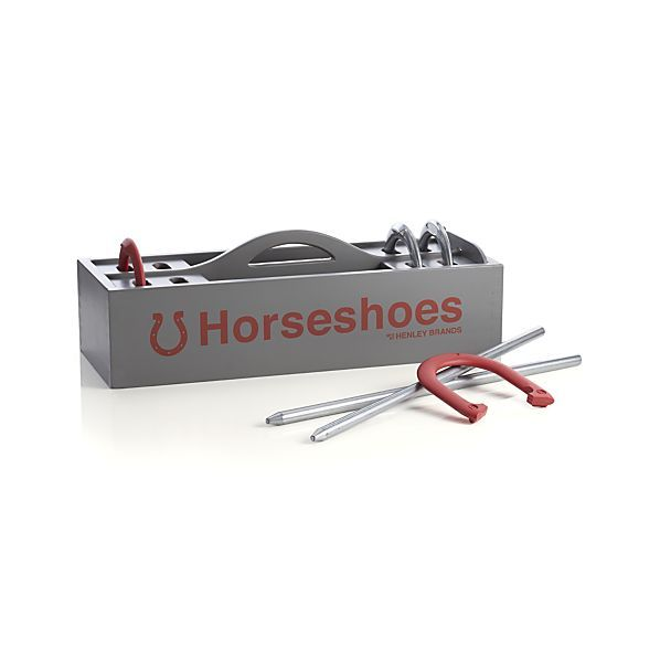 Horseshoes Set for after lunch acticity