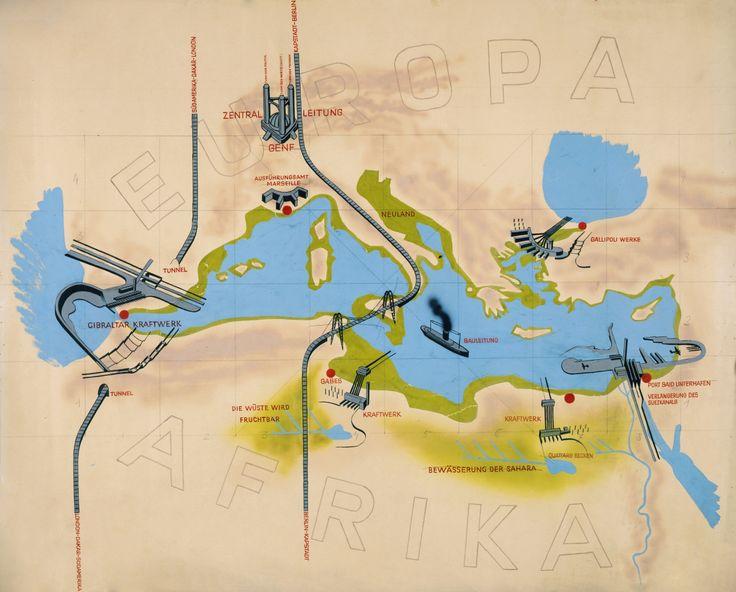 Mittelmeer Trocken Legen