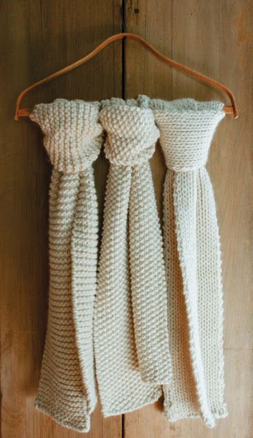 The real one NATURE WHISPER: DIY: Knit ideas and projects for beginners