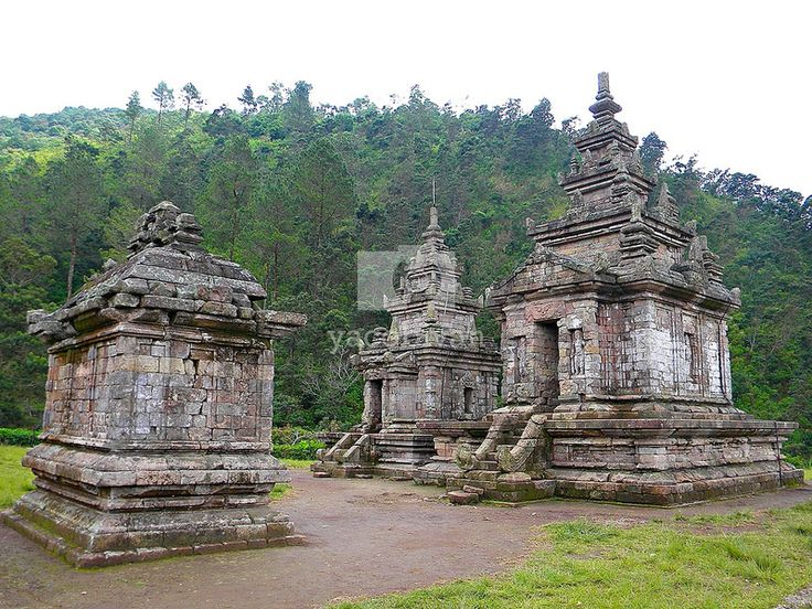 Third Temple of Gedong Songo.