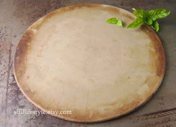 Aged Pizza Stone Baking Supply Stone Baking от stilllifestyle