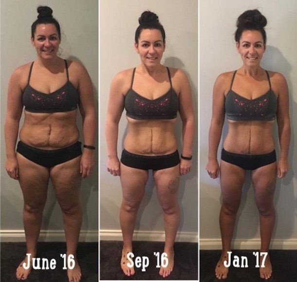 Mom Lost 44 Pounds By Meal Prepping, Not The Gym