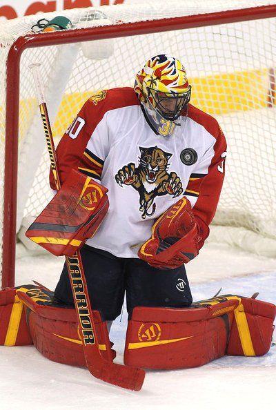 Scott Clemmensen Panthers