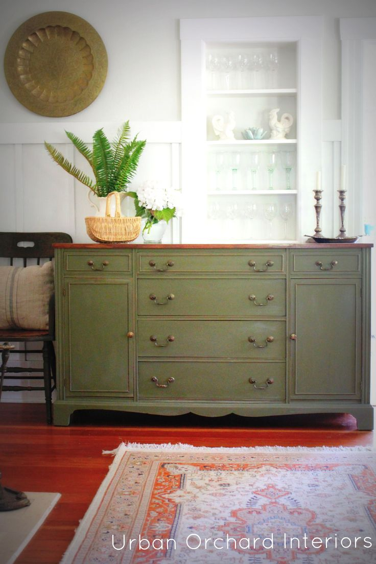 320 best buffets sideboards images on pinterest painted green painted buffet refinished furniturepaint furniturekitchen