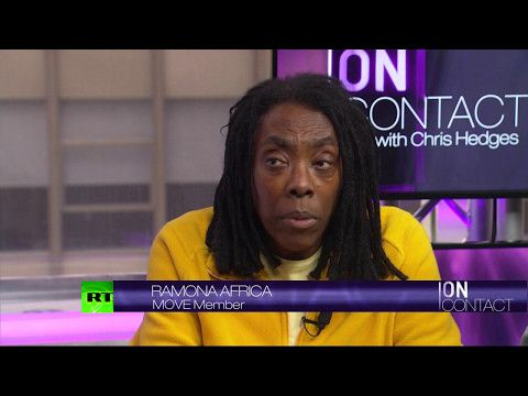 32nd Anniversary of MOVE bombing (May 13th, 1985). On Contact with Mumia Abu Jamal  YouTube