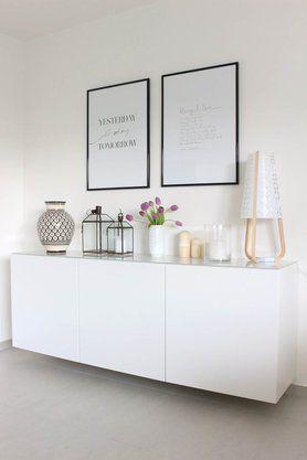 Sideboard hängend ikea  Die besten 20+ Ikea tv tisch Ideen auf Pinterest | Ikea sideboard ...