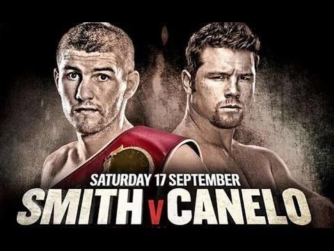 Liam Smith WBO 154Ib Champ will not fight if Canelo cannot make the weight