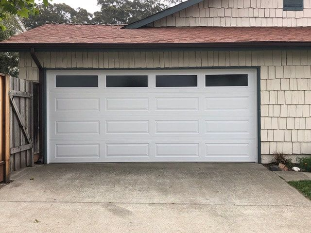 Econo Doormasters Econo Doormasters Carriage House Doors
