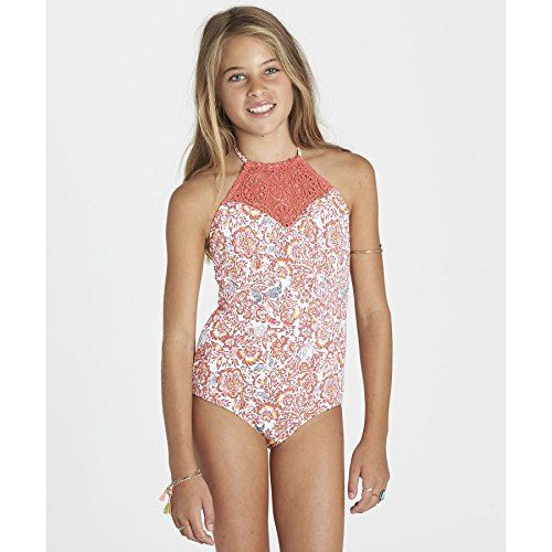 #beachaccessoriesstore Billabong Girls' Sea Side One Piece Swimsuit: We are now selling the fantastic Billabong… #beachaccessoriesstore