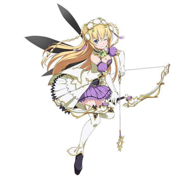 【魅惑の天使】シェリー(★6/風/弓) -SAO コード・レジスタ攻略Wiki【ソードアート・オンライン】