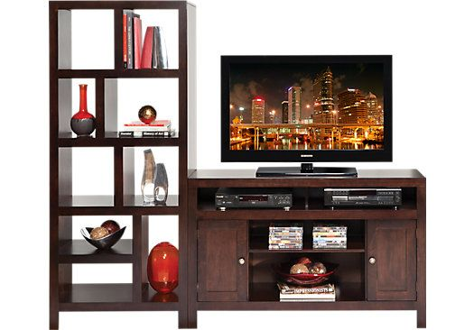 Shop For A Ryder 2 Pc Wall Unit At Rooms To Go Find Wall