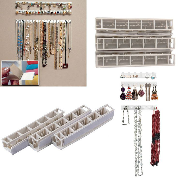 Cheap holder jewelry, Buy Quality holder book directly from China holder pencil Suppliers: Jewelry Display Necklace Earring Bracelet Organizer Display Stand Rack Holder Wall Hanger For Jewellery #85914