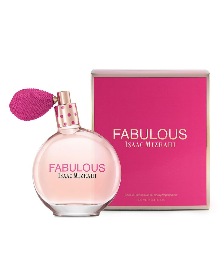 NEW AT BLOOMINGDALE'S! Isaac Mizrahi Fabulous Eau de Parfum 3.4 oz. - Beauty - Bloomingdale's